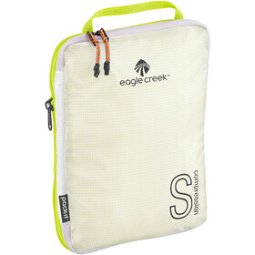 Eagle Creek Pack-It Specter Tech Compression Cube Set S/M, white/strobe